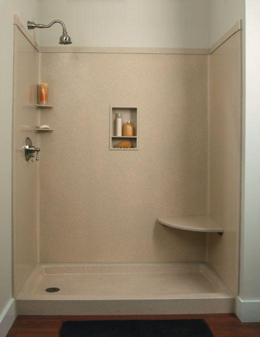 DoItYourself Remodeling Shower Kits  Bathroom