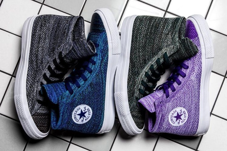22bbb76339098 Another Converse Chuck Taylor All Star X Nike Flyknit Collection - Yes  Please!