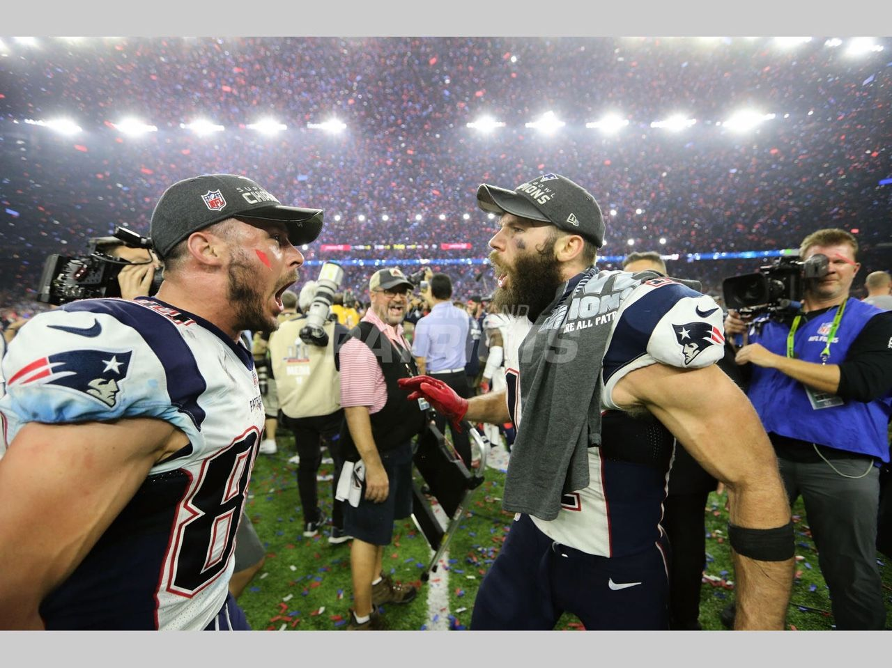 Danny Amendola And Julian Edelman The Bromance Julian Edelman Edelman Patriots Football Memes