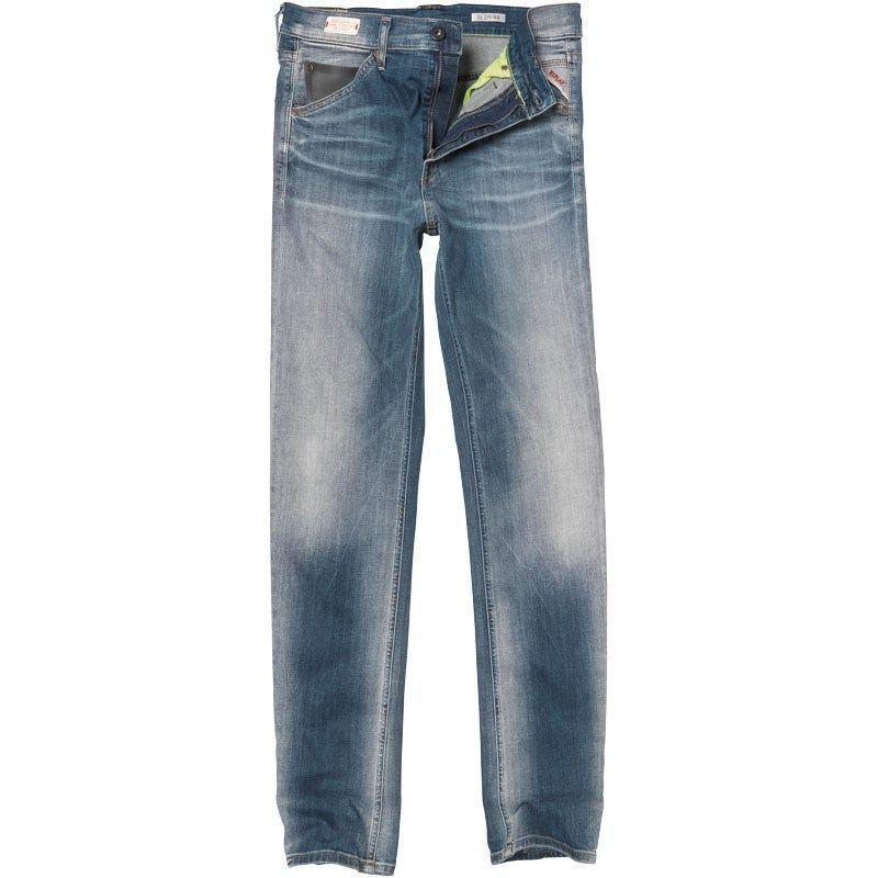 Replay Mens Jeans Slimpar Soft Hand Power Stretch, 29 x 32 RRP ...