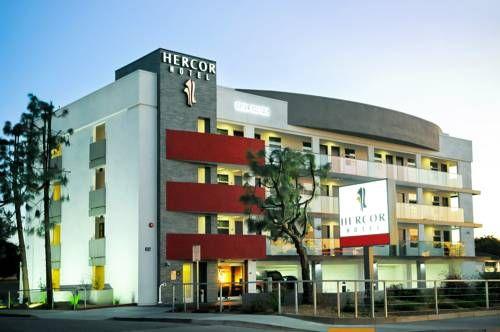 Hercor Hotel Urban Boutique Chula Vista California Located Off Interstate 5 This
