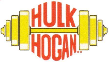 Hulk Hogan Logo 2 Wwe Wwe Hulk Hogan Wwf Superstars Hulk Hogan