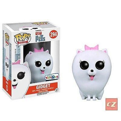 Funko Pop Movies The Secret Life Of Pets Gidget 294 Toys R Us