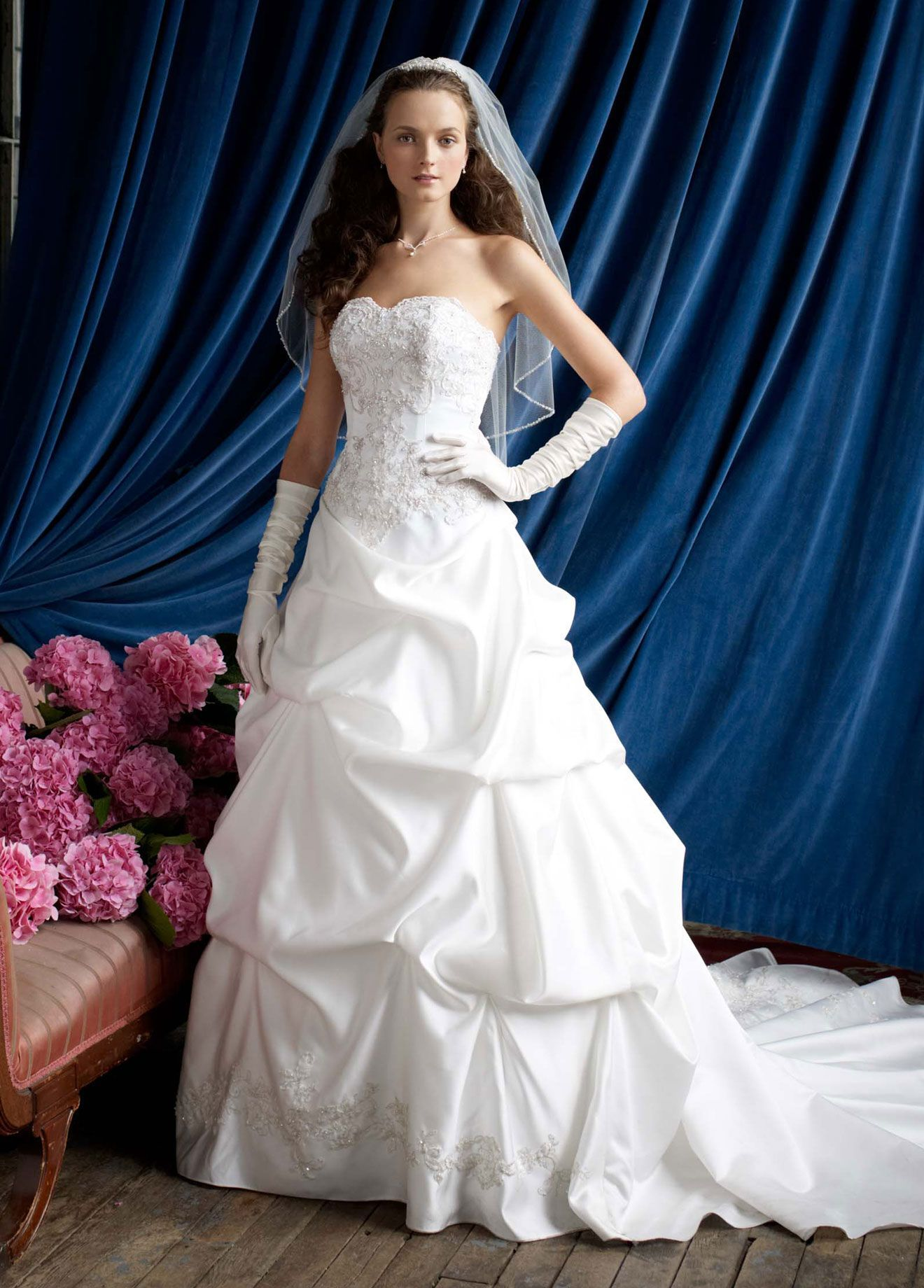 Strapless sweetheart wedding dress hot sale for your wedding