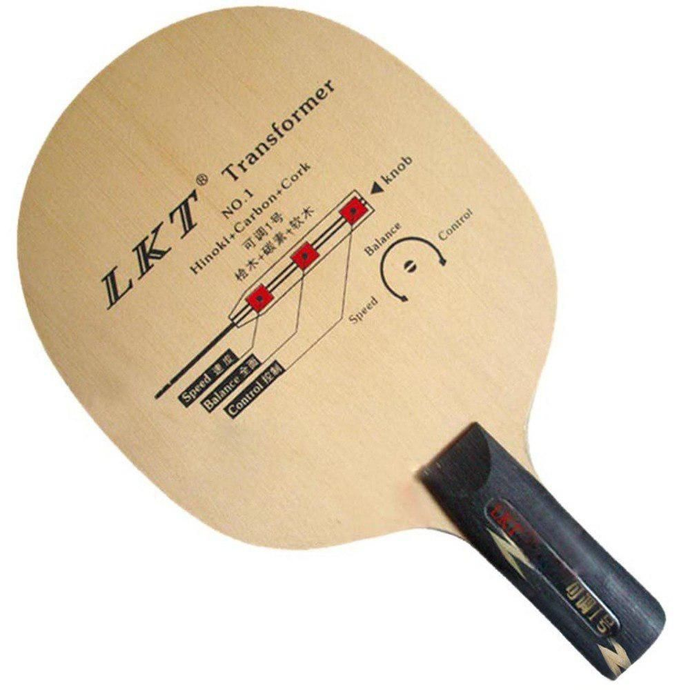 Lkt Transformer No 1 Hinoki Carbon Cork Penhold Short Handle Cs Table Tennis Pingpong Blade Yesterday S Price Us 81 33 Table Tennis Racquet Sports Racquets