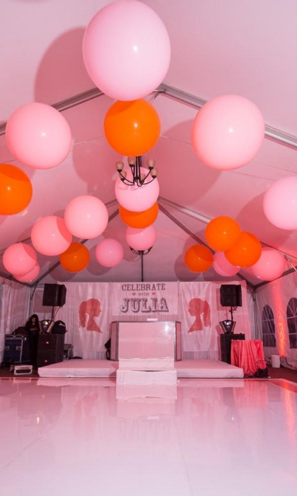 Bat Mitzvah Featured C Balloon