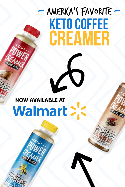 Shop our Vanilla, Original, and Cacao PowerCreamer, along