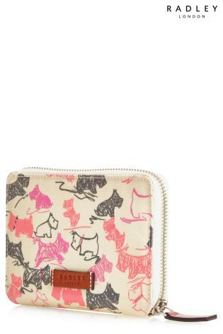 b536615a10 Buy Radley Doodle Dog Medium Zip Purse from the Next UK online shop £30