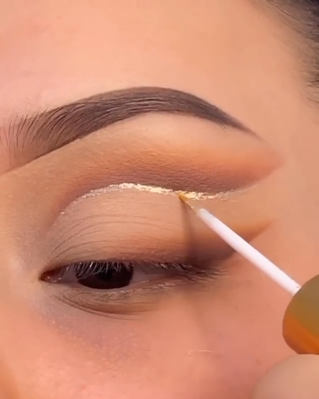 SIMPLE SOFT NATURAL EYE MAKEUP GLAM TUTORIAL
