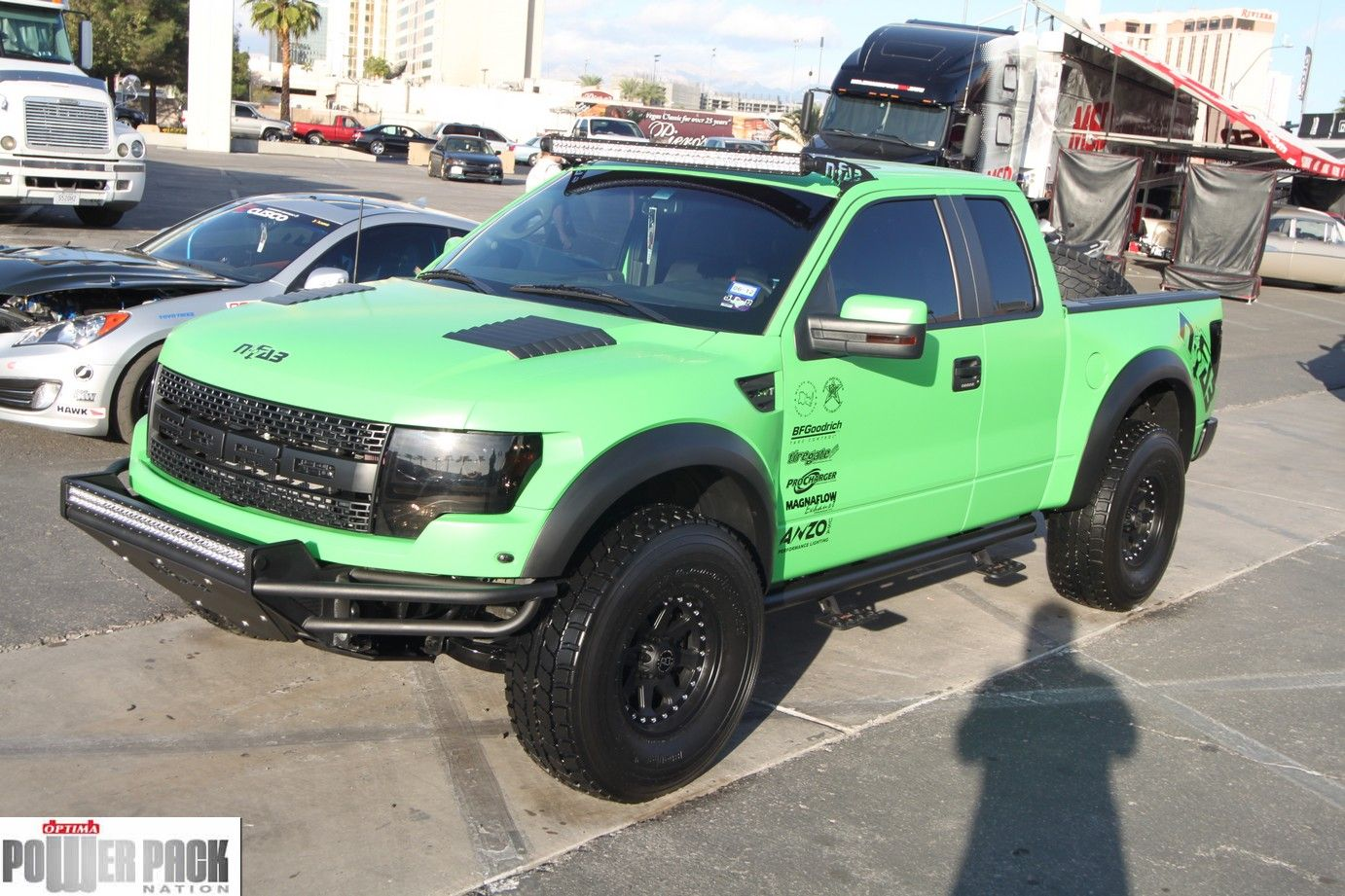 Pin By Aiden Kirchner On Neon Green Lifted Ford Trucks Ford