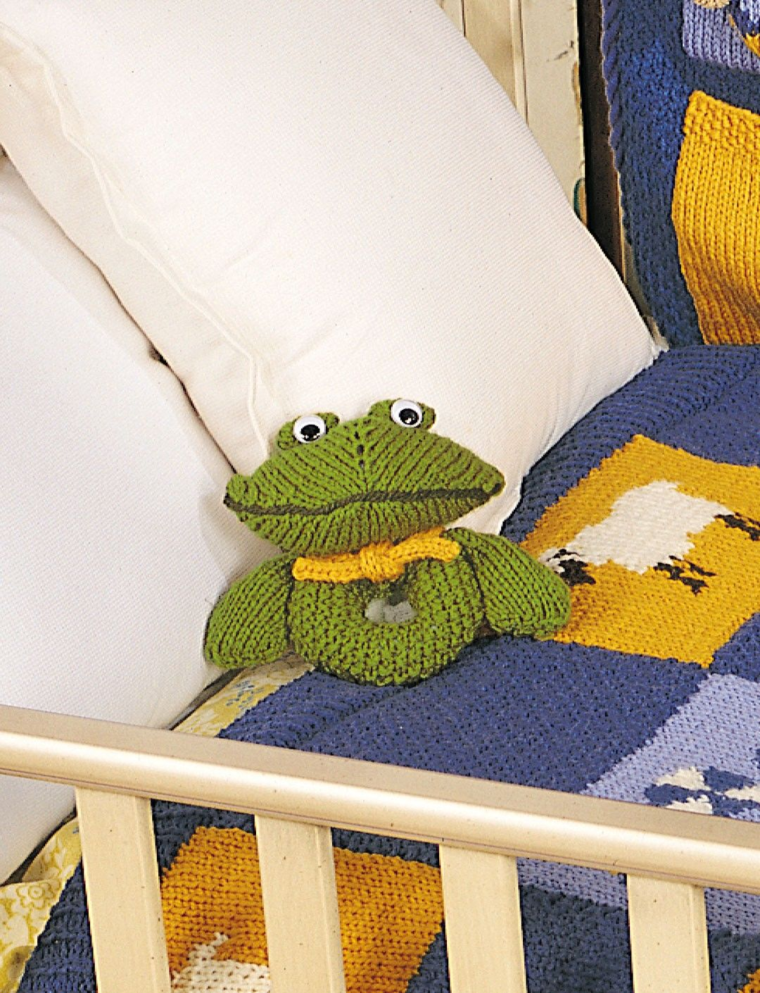 Yarnspirations.com - Patons Froggie Rattle - Patterns ...