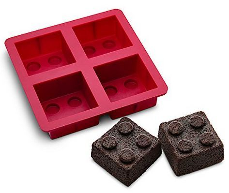 Lego Block Silicone Baking Mold Lego Cake Pan Mini Cake