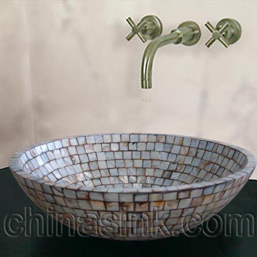 BEST 25 MOSAIC BATHROOM IDEAS ON PINTEREST BATHROOM SINK BOWLS