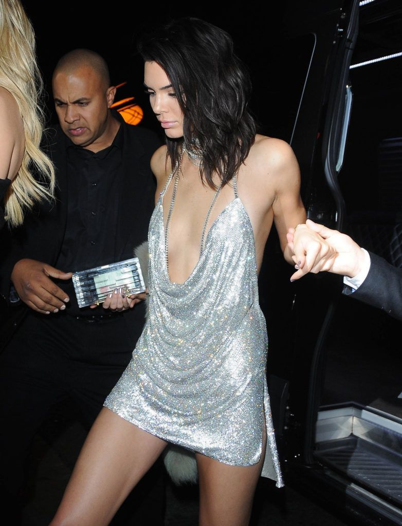 Kendall Jenner Celebrates Her 21st Birthday At Catch | Kendall ...
