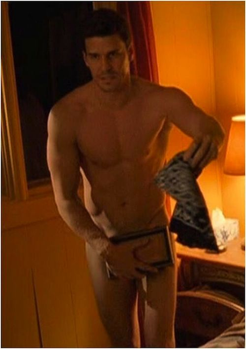 Actor David Boreanaz, Yes Pls  Physical  David -5413