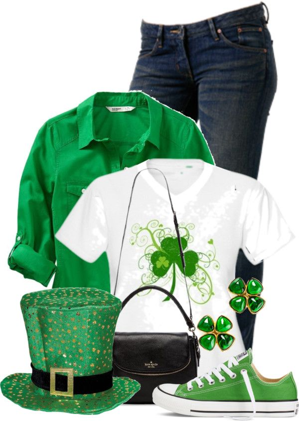 26 ideas of st patrick's day outfits green is everywhere