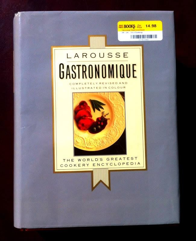 Larousse Gastronomique The Classic French Encyclopedia Of Cookery