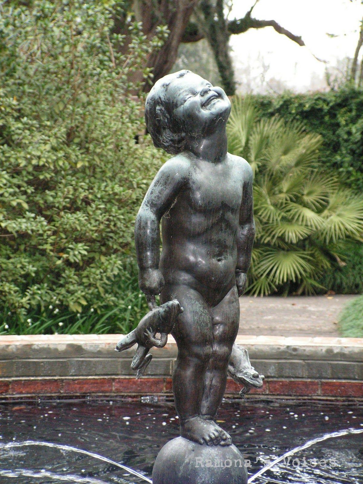 Frog Baby. Brookgreen Gardens, Murrell\'s Inlet, SC. | Favorite ...