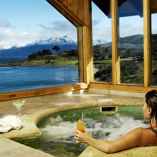 Los Cauquenes Resort Spa Ushuaia Argentina Best Hotel Reviews
