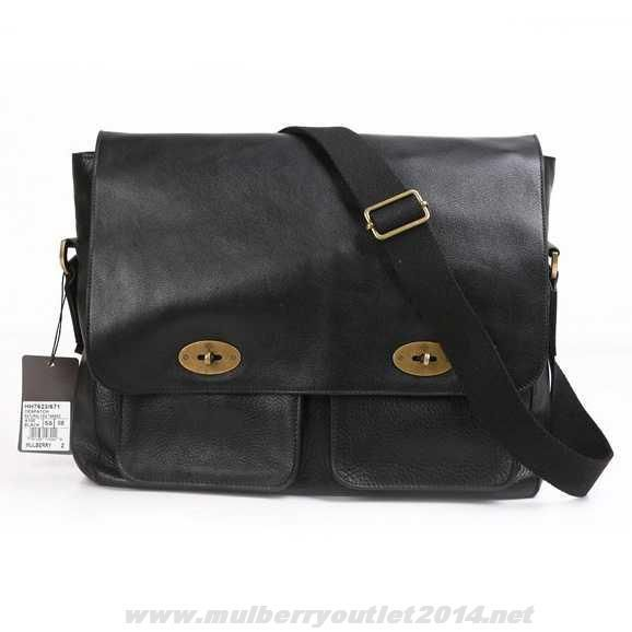 a867b47f253f ... daria leather satchel bags black outlet online 92a09 60f02  get 2014  mulberry mens dominic natural leather messenger bag black sale online 52973  dc782