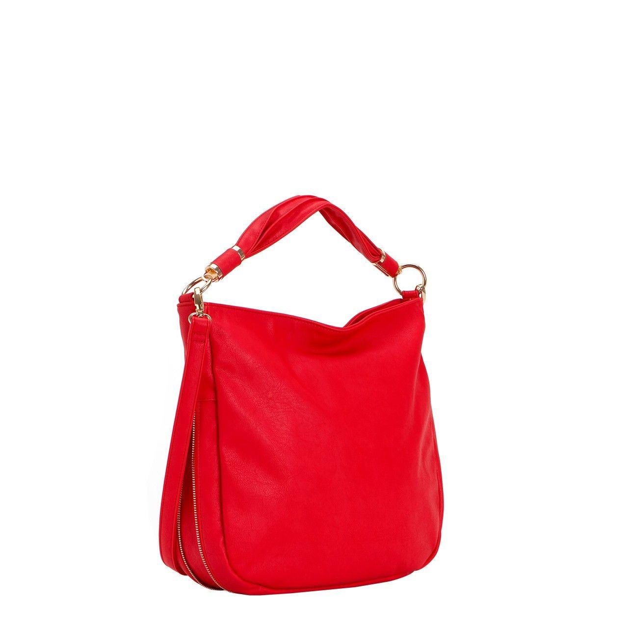 Miriam Hodo Bag for a romantic day! #carpisa #bag #red #valentinesday