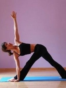 STANDING TWIST ARMS FLOOR-DIGESTION