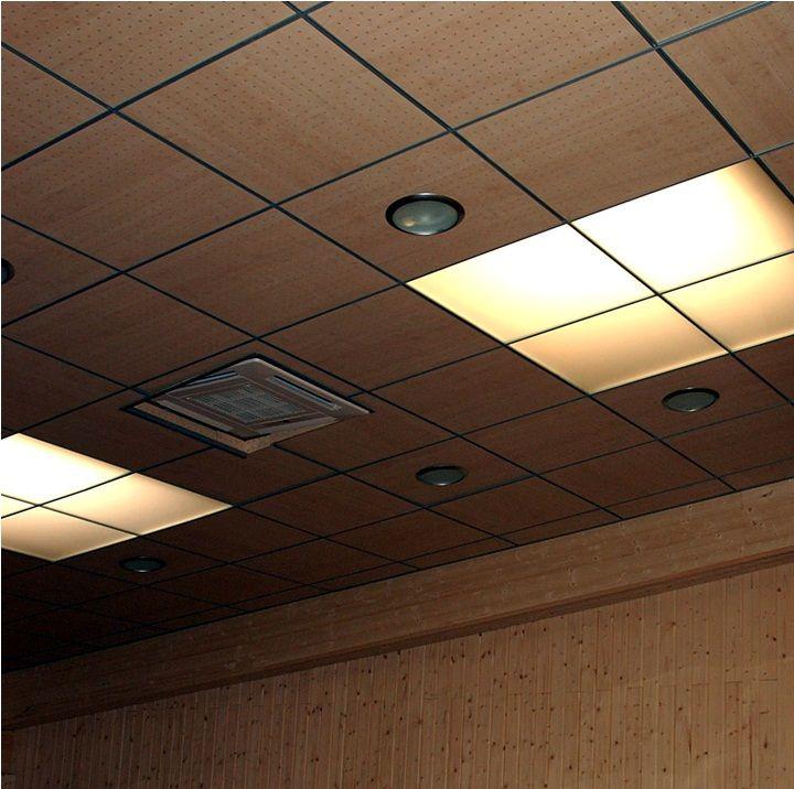 Plafones con ventilaci n e iluminaci n integradas http for Plafones pared originales