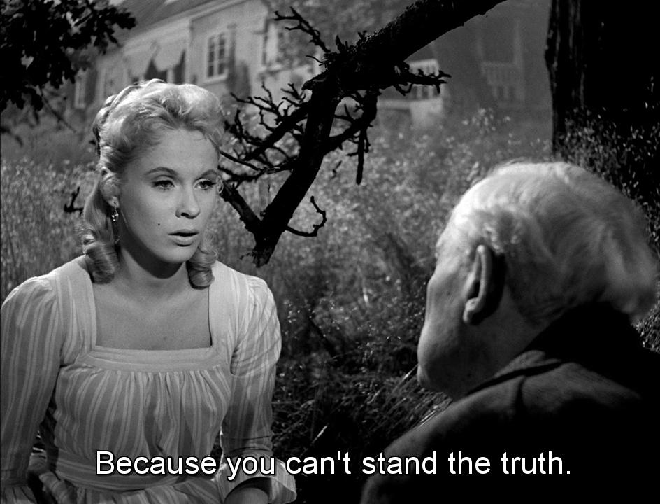 Wild Strawberries (Ingmar Bergman, 1957) Film