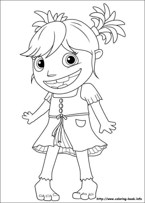 bobgoblin coloring pages | Wallykazam coloring picture | Coloring pages, Paw patrol ...