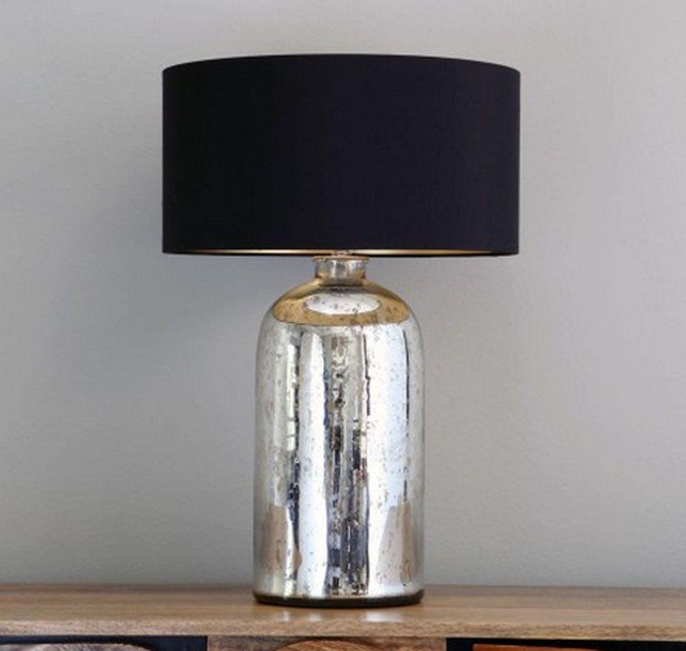 The Freddie Lamp Base   Table Lamps   Lighting   Lighting U0026 Mirrors       Black Shade