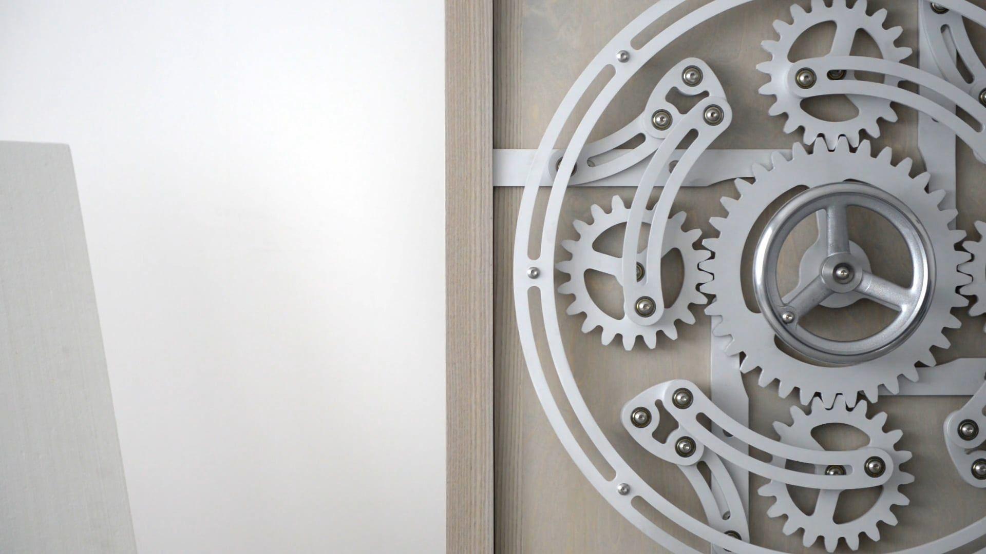 Delupo Safe Cabinet_Designed by Scott Jarvie | London design ...
