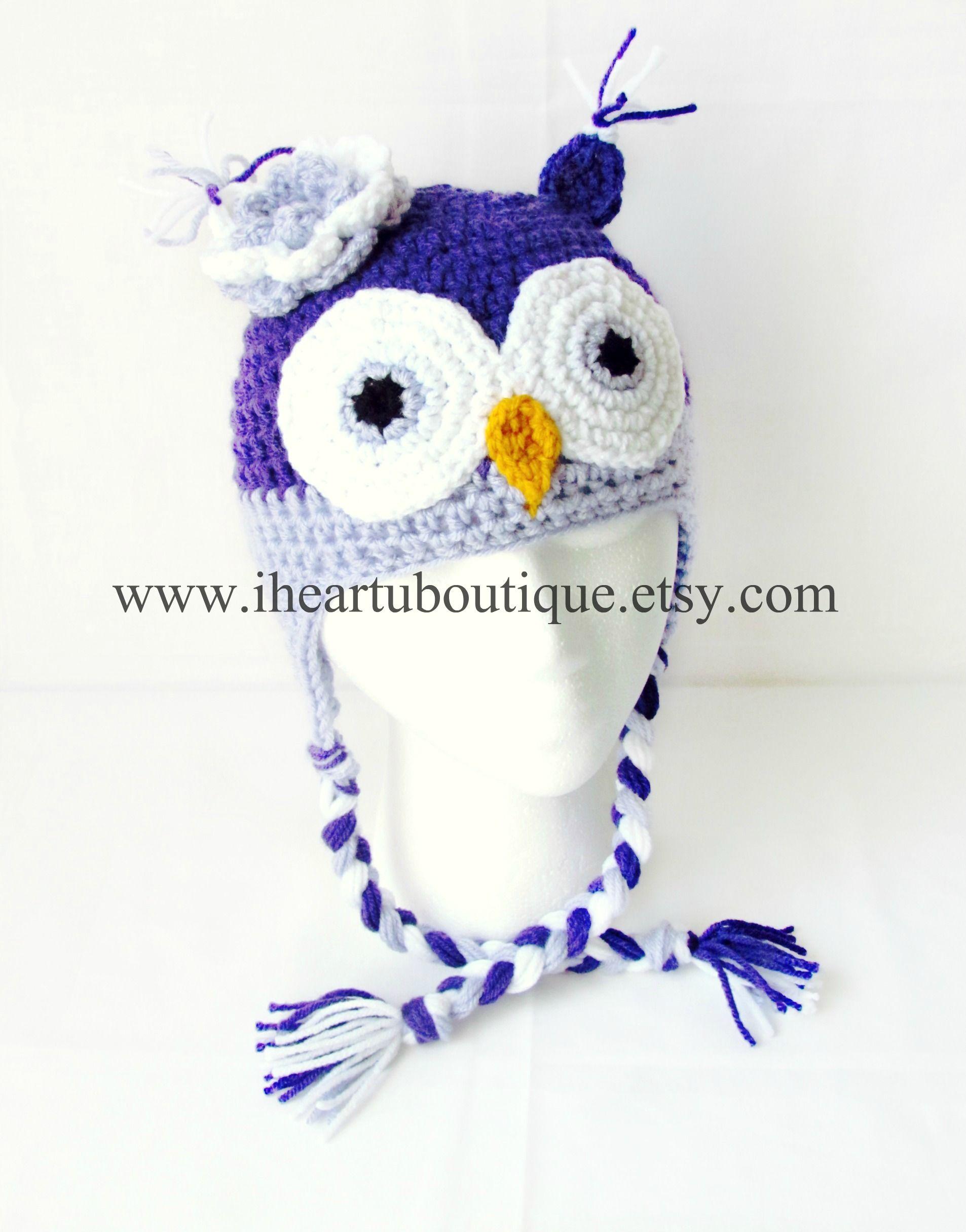 Purple Owl | Crafts | Pinterest