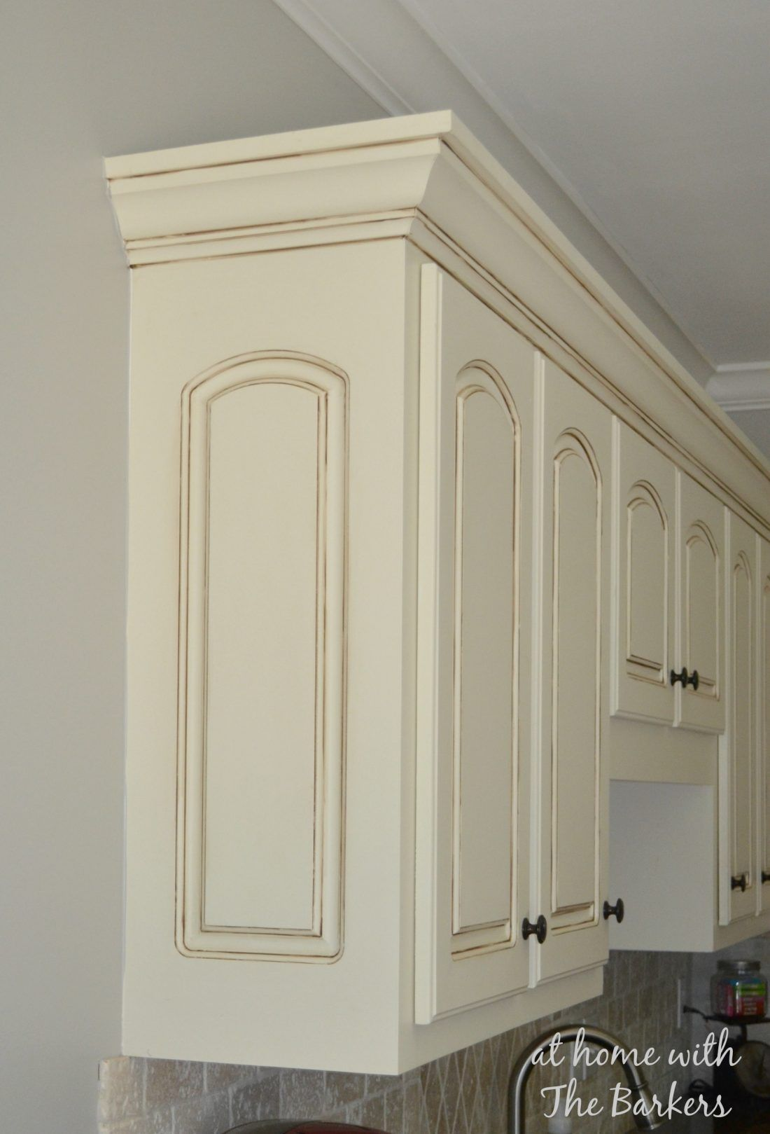 How to glaze cabinets glazing pinterest cabinet kitchen and