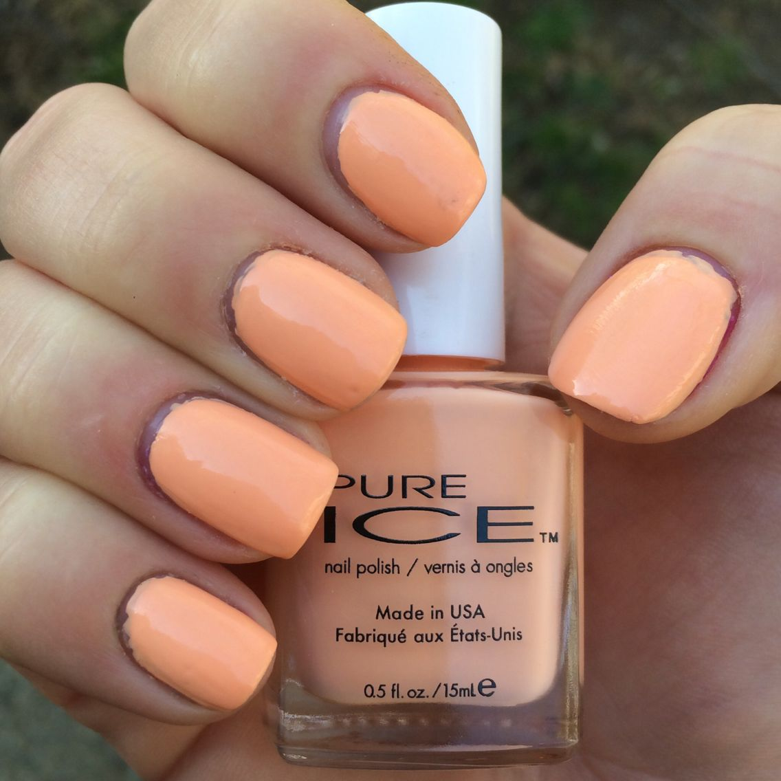 88. Pure Ice: Doll Face #NailSwatch #Nails #NailPolish #PureIce ...