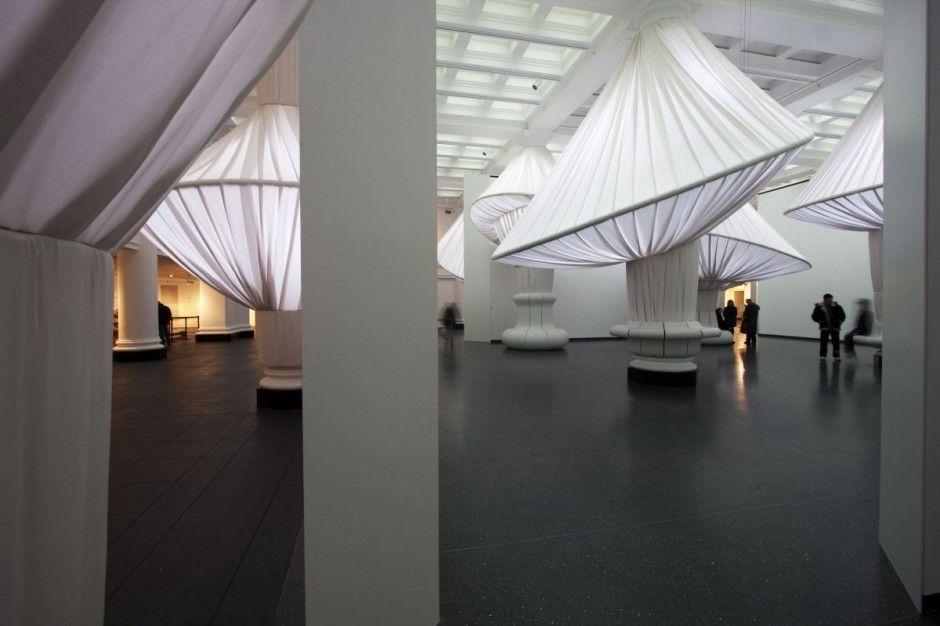 Museum Interior Design Unique Installation 940x626