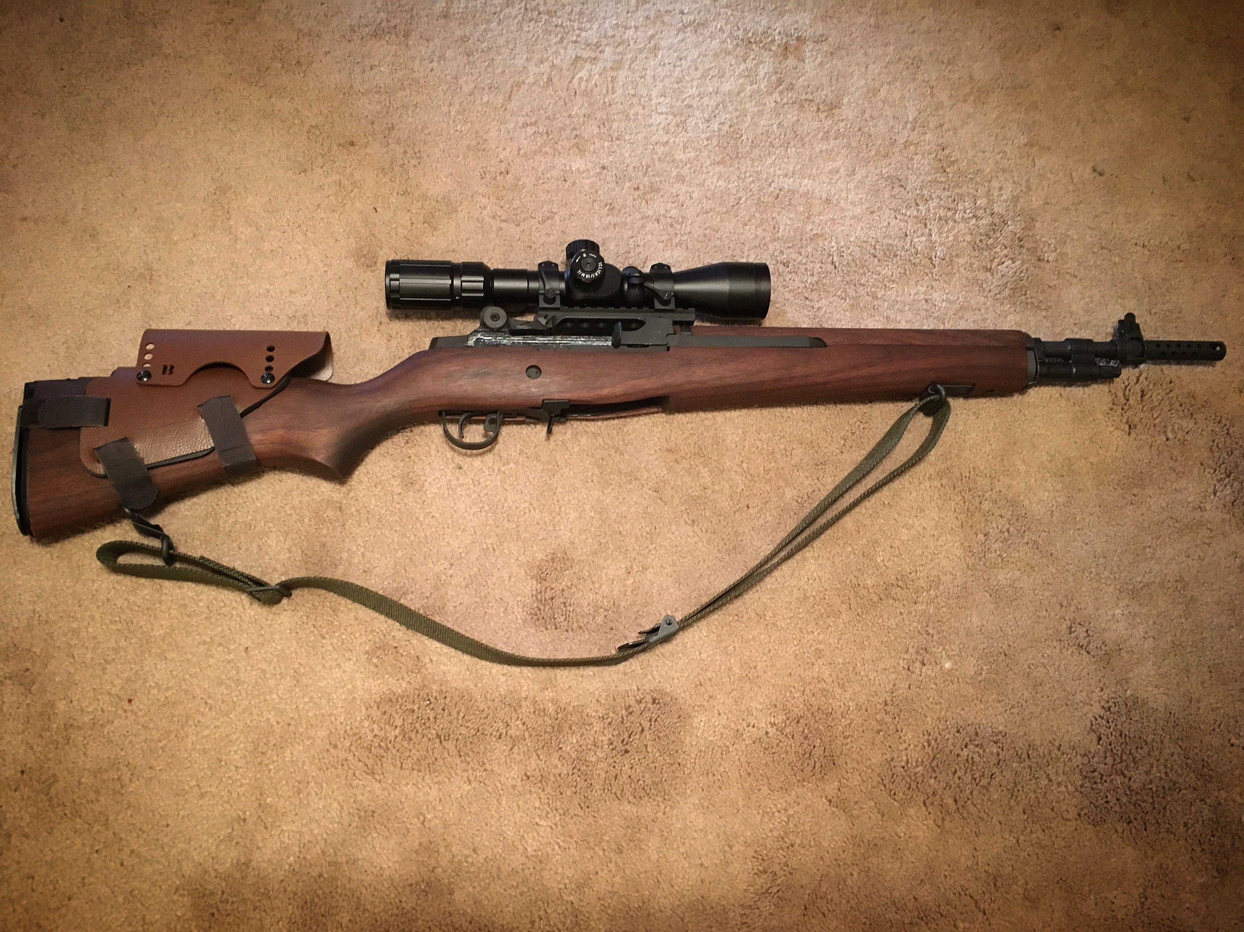 Custom Springfield Armory M1A   Guns   Pinterest