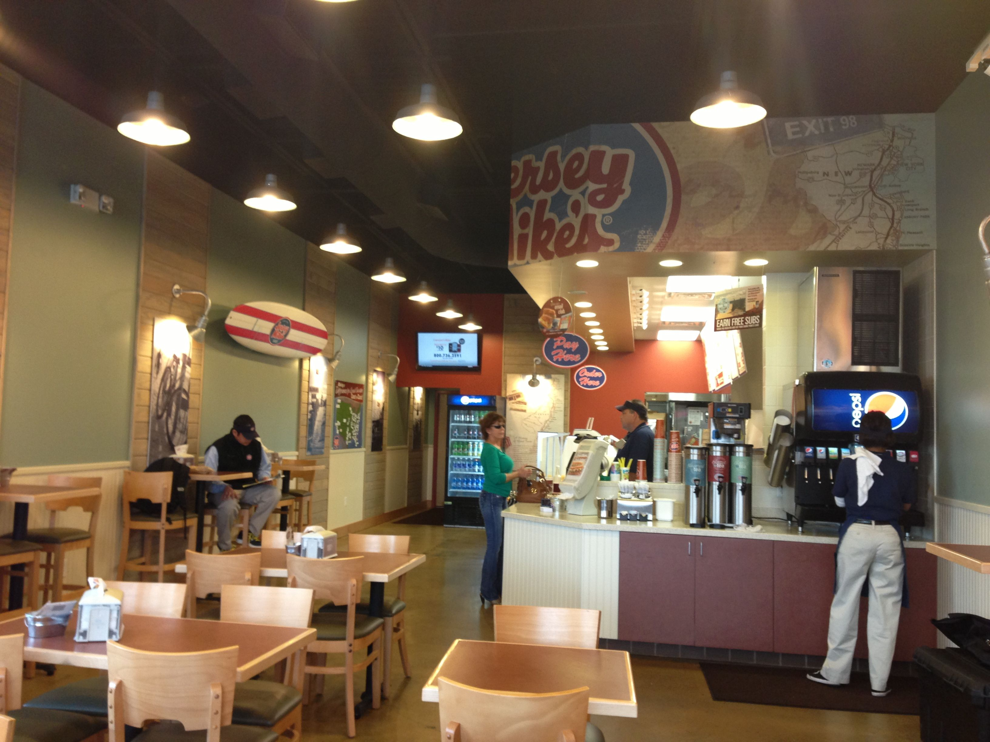 Jersey Mike's Sub Shop Spring, Texas Members Choice