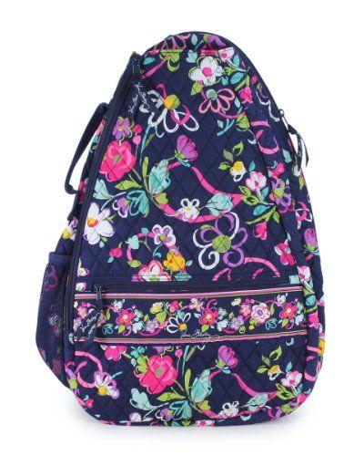 Vera Bradley Sling Tennis Backpack In Ribbons Http