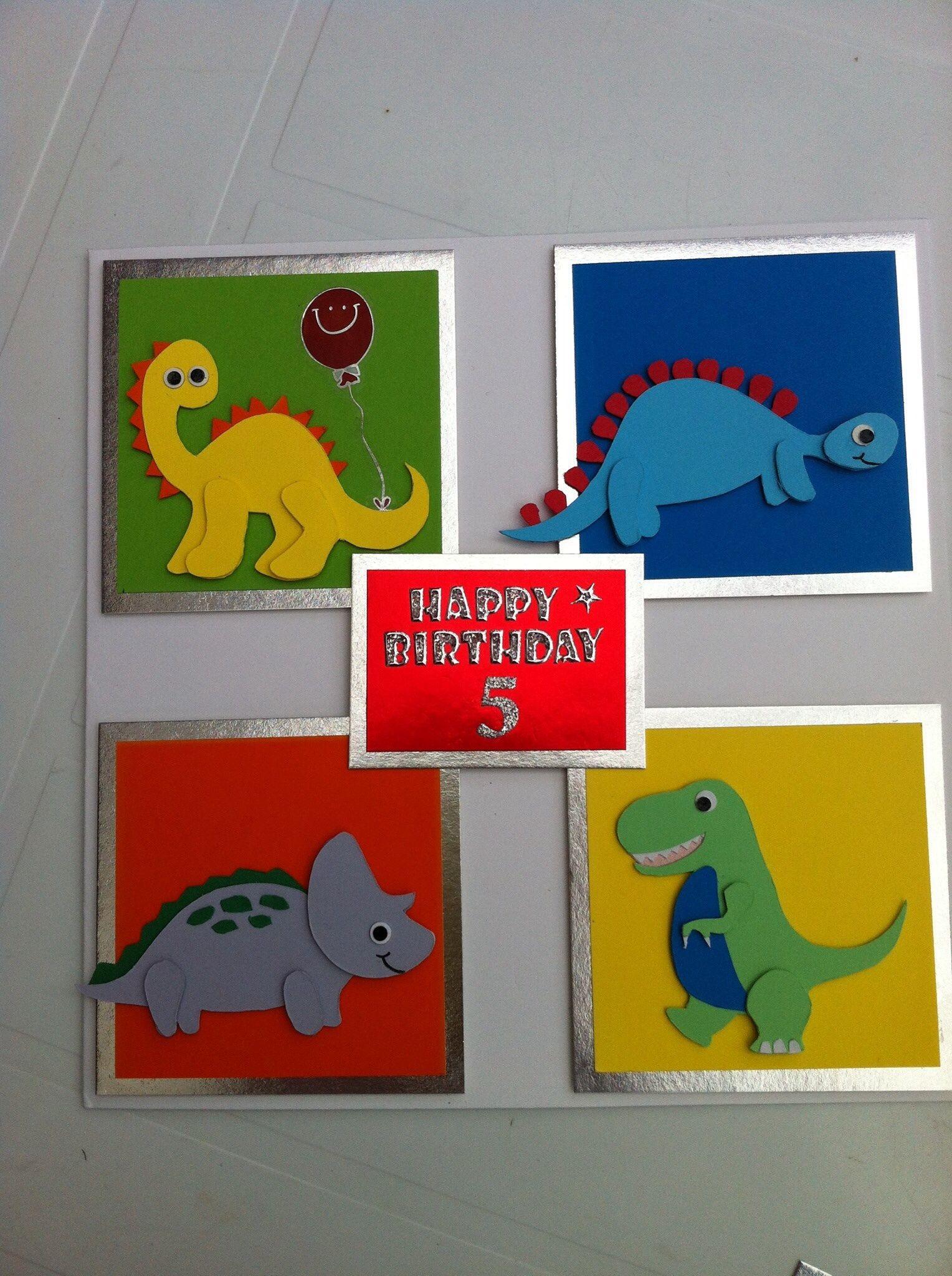 Handmade Childrens Birthday Card By Nicki Noo Childrens Cards