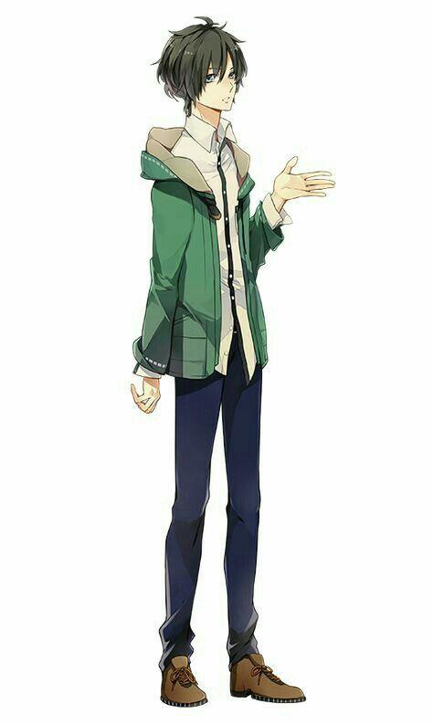 Wardrobe idea for Gear... | Cool anime guys, Cute anime ...