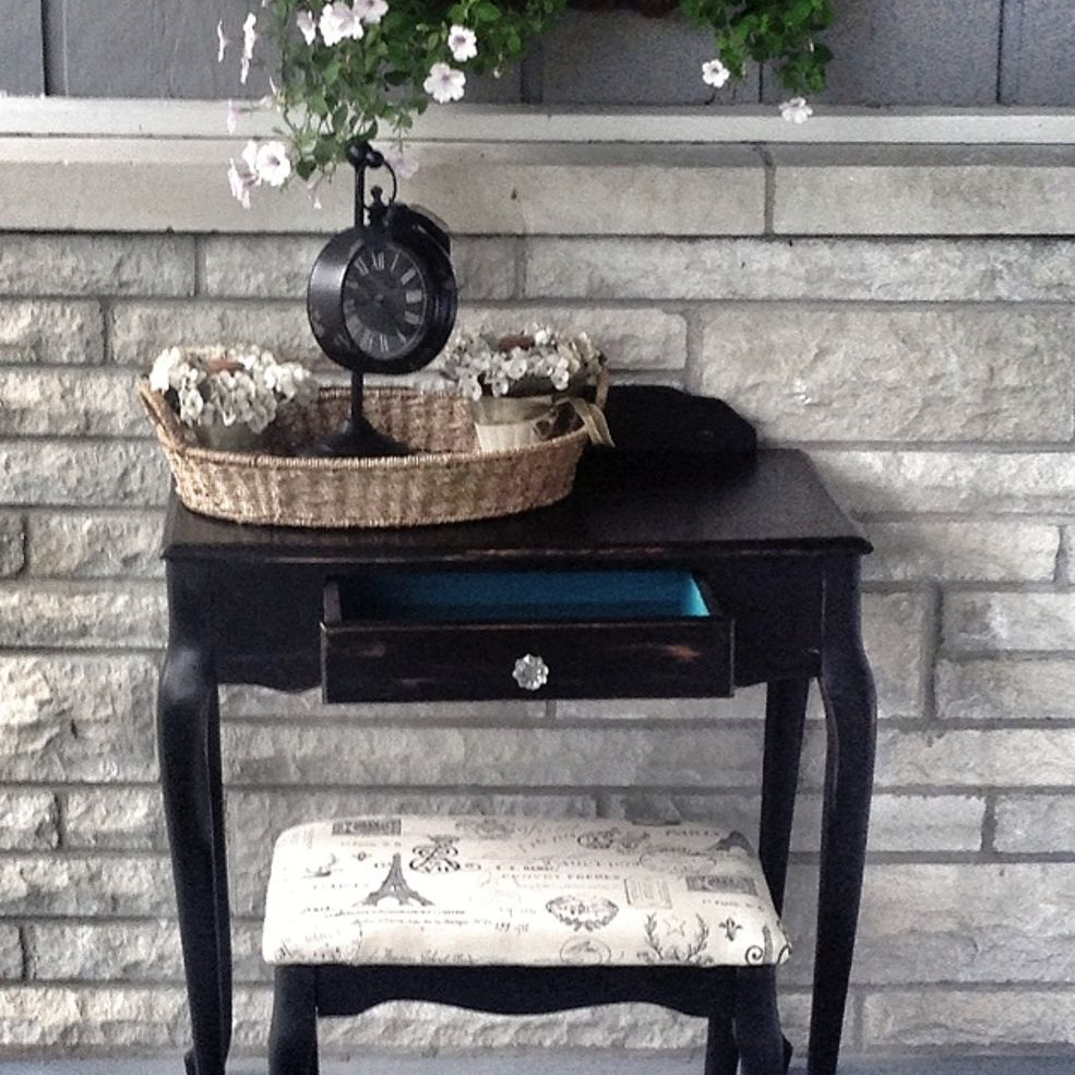 Recipe For Chalk Paint, $5.00 Make Over
