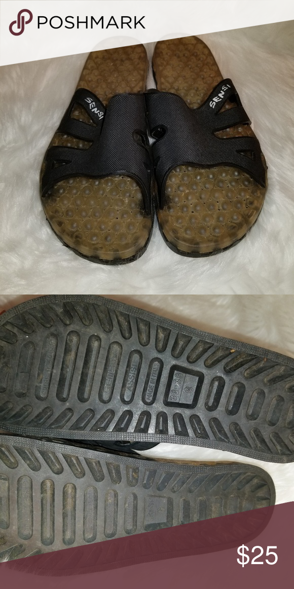 05a091ccdf57f8 Sensi Spa Sandals Very good used condition. sensi Shoes Sandals