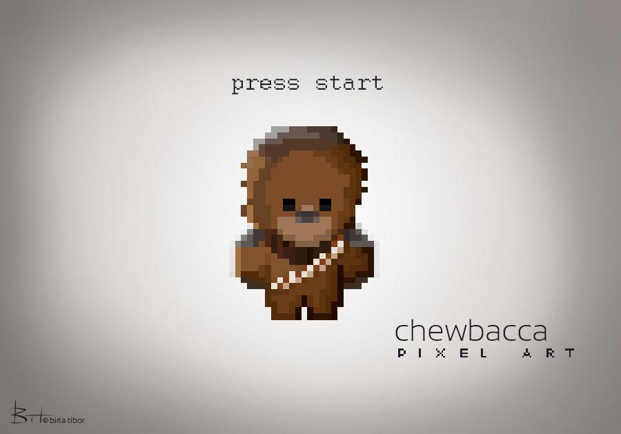 Star Wars 8-bit RPG on Behance