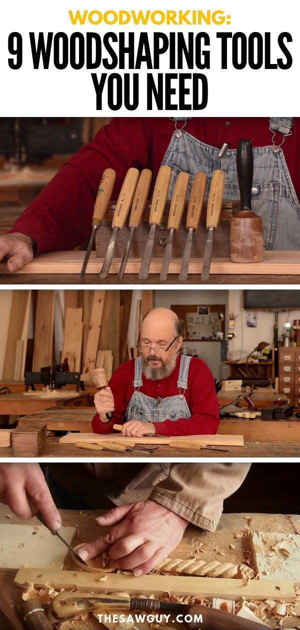 Photo of 9 Wood-Shaping Tools You Need