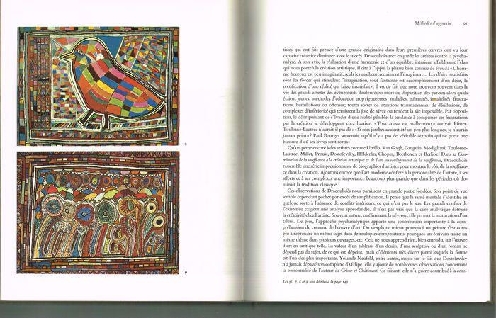 Hans Prinzhorn - Artistry of the Mentally ill - 1995 - Catawiki
