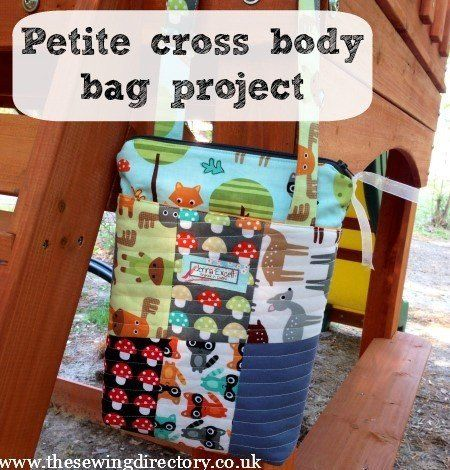Use your scraps or fat quarters to sew a messenger bag | Bags, Totes ...