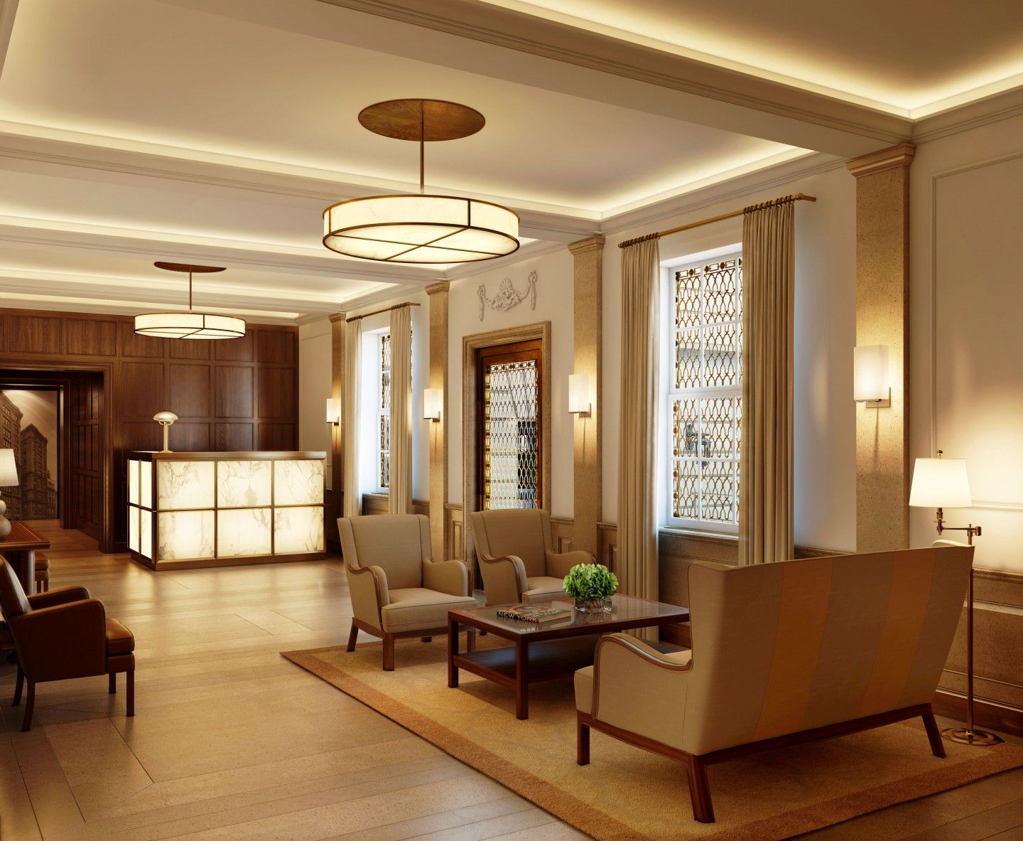 The Marquand Upper east side apartment, Apartment for
