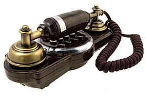 household items from the past pics | Cool Steampunk Phone Brings Up ...