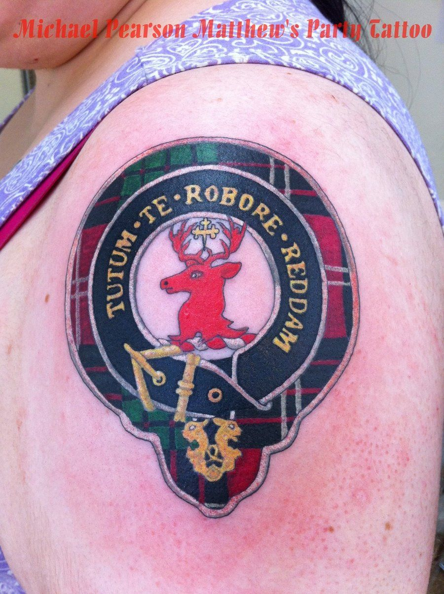 2365a6f27a539 Clan Crawford Tattoo