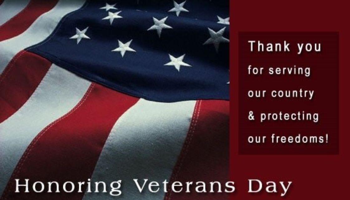 Veterans Day Quotes Of Appreciation